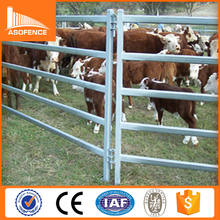Galvanized Horse Round Portable Stock Cattle Yard Panel