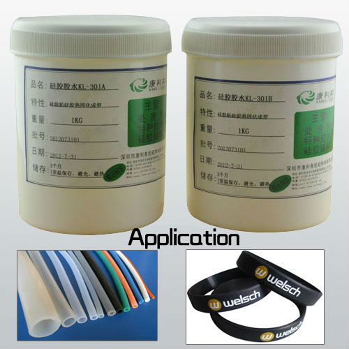 heat-set adhesive for Silicone metal loctite