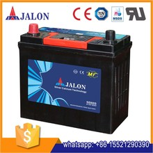 maitenance free 12v 45ah NS60S car battery manufacturer korea