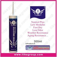 super adhesion neutral silicone sealant