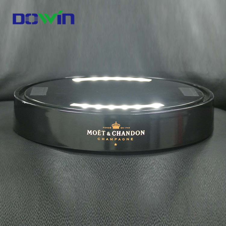 China factory promotional products led night light base for crystal