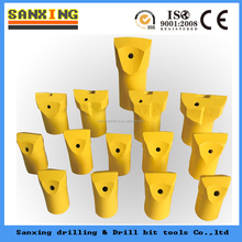 sanxing diameter 20-60mm cemented tungsten carbide drill bits,carbide drill for power tools