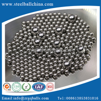 Widely Used Shot Blast Carbon Steel Ball