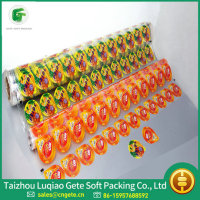 Factory Supply Plastic Heat Sealable Cup Peelable Lidding Film