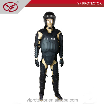 Anti Riot Suit Fire resistant police equipment