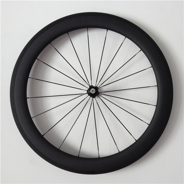 super light 700c 60mm height 23mm width clincher carbon wheel road bicycle wheels 29er wheel set