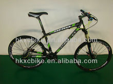 SRAM X5 30 speed specialized carbon fiber mountain bicycle/mountain bike/MTB bike 2013 hot style for sales