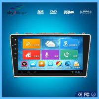 "10.2"" Wide Screen Android 4.2.2 Car DVD Player GPS Navigation for Volkswagen New Santana with 3G Wifi Bluetooth"