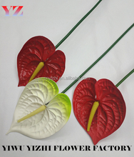 60cm wholesale cheap price touch real artificial Lily decorate for home restaurant
