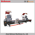 45 degrees double-blade aluminum angle saw machine