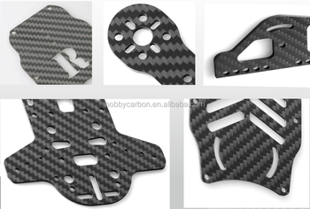 Price for CNC Cutting machine Hobby RC Bent Carbon Fiber Fabric Plate Warp Sheet