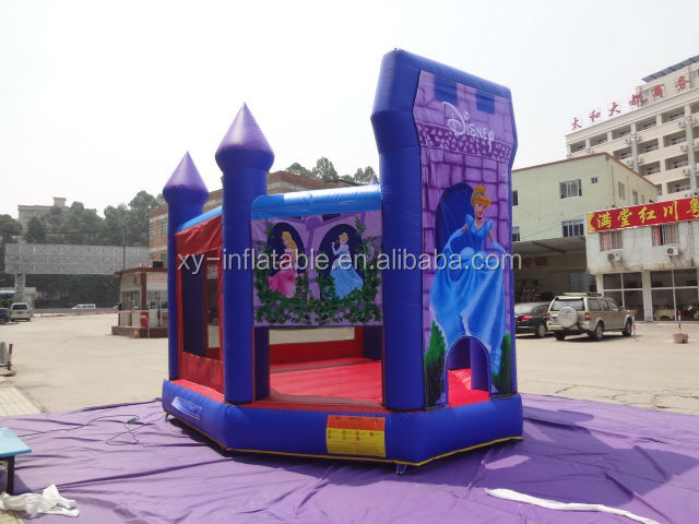 2016 jumping castle for sale, princess inflatable combo