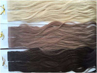2016 new premium russian hair tape hair extensions with different type