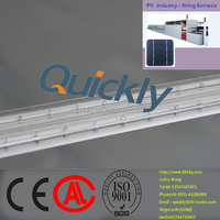 halogen infrared heating lamp for solar PV industry,quartz tube