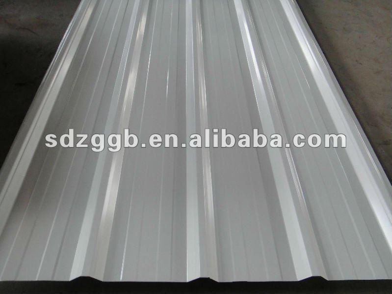 ppgi color coated galvanized roofing sheet in metal building material