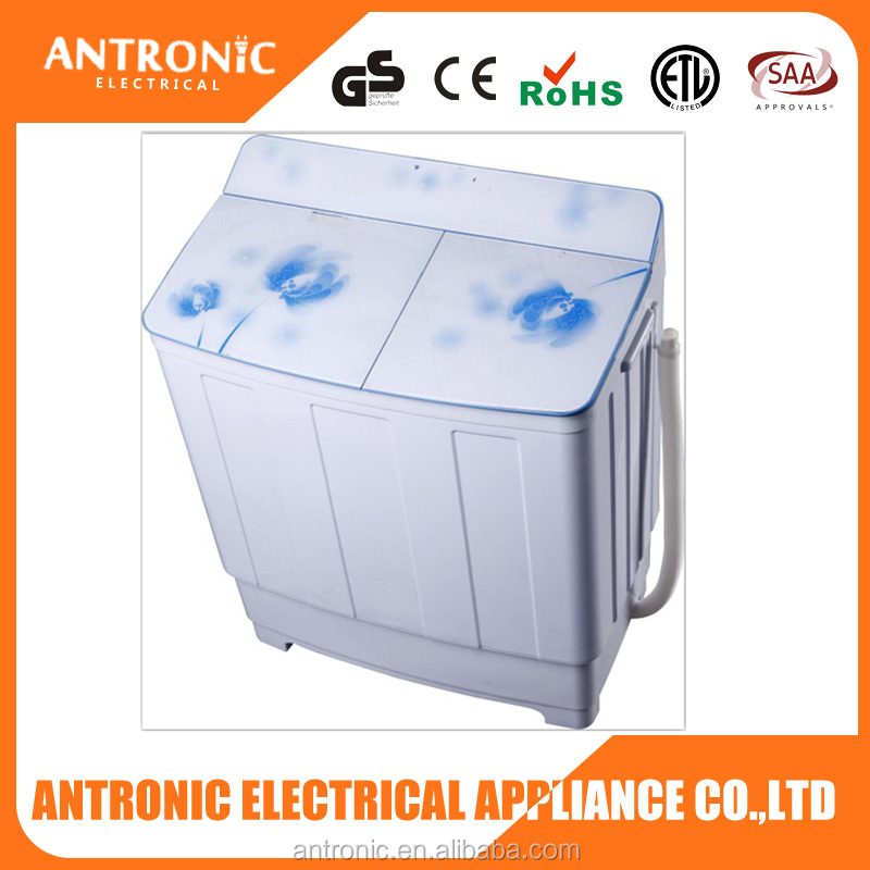 NEW POPULAR wholesale 7.8kg twin Tub Washing Machine with good quality