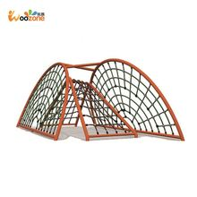 safety children climbing equipment nylon rope netting for playground