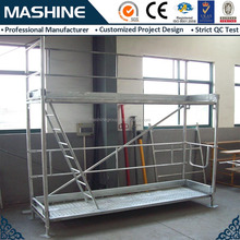 Steel scaffolding models for all frame system