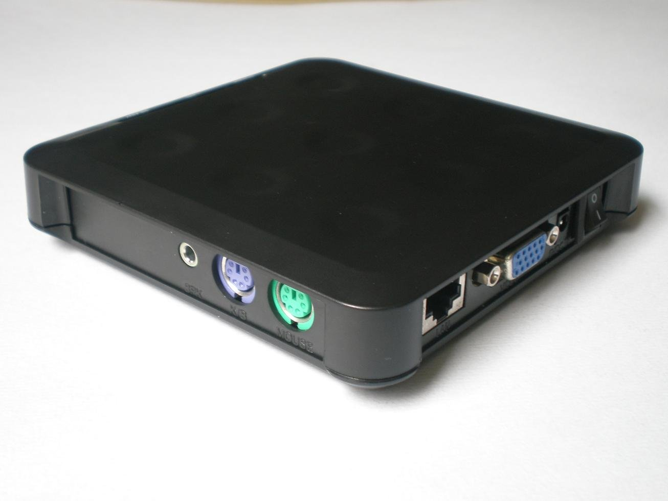 chip pc multi media network terminal network fanless pc Green pc computer terminal
