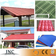 Korea style stone coated roofing tile color roofing sheets