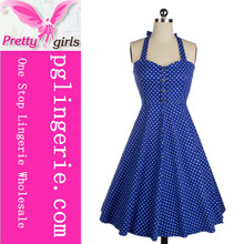 Women Vintage Dress 1950s Vintage Party Cocktail Swing Dresses Online