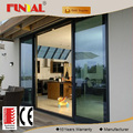 Best price Australia standard aluminum sliding door for villa house and commercial