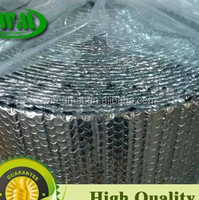 Multilayer Bubble Insulation Faced Double Side Alu Foil Woven
