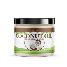 private label 100% pure natural organic coconut oil for skin whitening