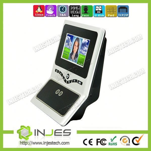Distributors Wanted Face Recognition Time Attendance Device With USB Port