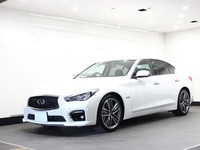 USED CARS - NISSAN SKYLINE 350GT HYBRID TYPE SP (RHD 819850 GASOLINE)