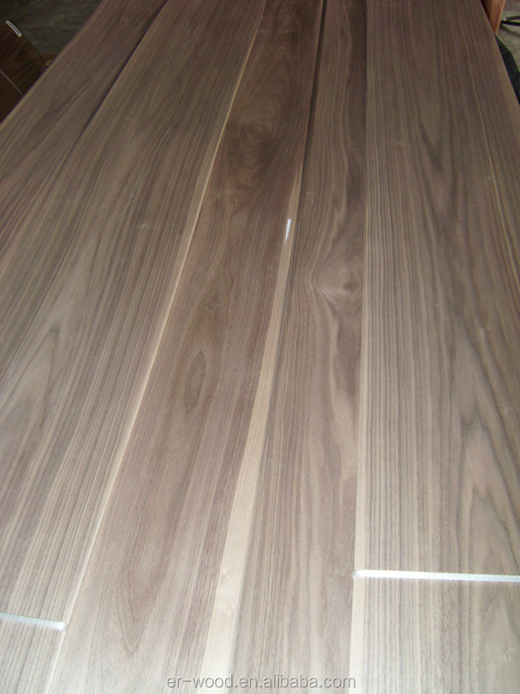 high quality American walnut veneer for furniture, panels