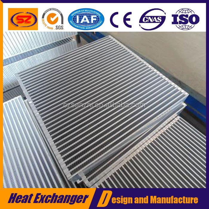 Пластины теплообменников алюминиевые акт о промывке теплообменника образец