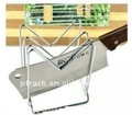 Metal knife display rack P-2001