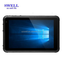 I80H 2017 new tablet industrial intel CPU NFC GPS WIFI 3G 4G tablet phone call 10inches