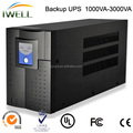 LED display Long Backup Offline UPS 3000va