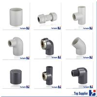 pressure pipe and pipe fittings factory best price plastic to copper compression fitting