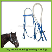 PVC racing saddlery bridle rein