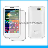 Colored cartoon screen protector for Micromax A65 oem/odm(High Clear)