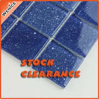Stock New design glass mosaic for house decoration