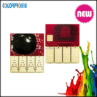 auto reset chip for hp970 with show full ink of chip ink cartridges auto reset chip