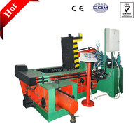Y81 series Automatic used scrap baling press machine(CE)