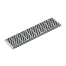 Plastic air vent grill for kitchen plinth
