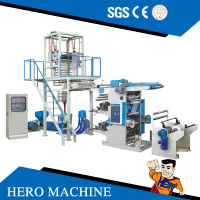 HERO BRAND High CAPACITY Plastic Blowing Film Gravure Printing machine