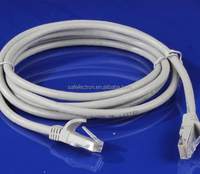 Ethernet Cable Cat5e Enhanced High Speed Network RJ45 LAN Patch Lead for Home and Office Networking