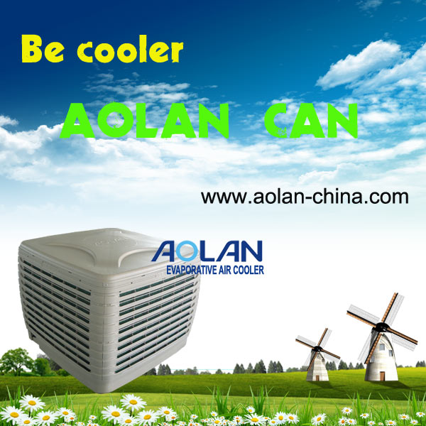 mini air conditioner for fan water spray industry green evaporative air cooler humidifier