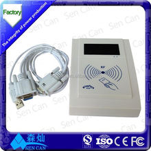 Smart chip card reader writer/rfid programmer for smart chip card