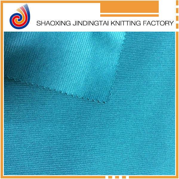 Factory sale knitting dye 97% polyester 3% spandex fabric for OEM