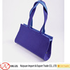 2017 new design ladies fashion felt tote handbag