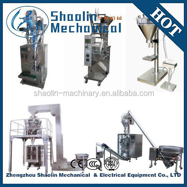 china manufacture sachet powder filling and sealing machine with high efficiency