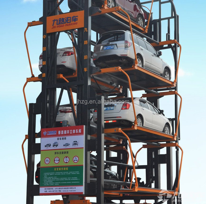 2016 hot sale Automated Parking Equipment/Car Park Storage
